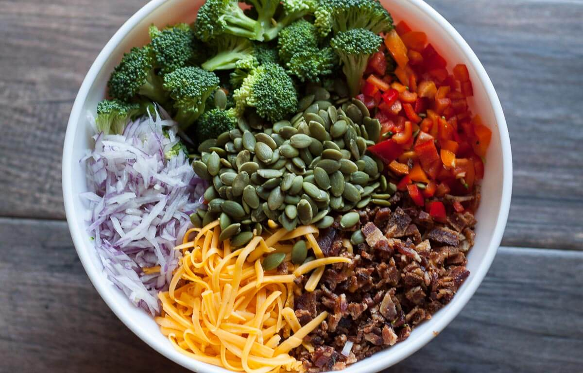 Chipotle Broccoli Salad