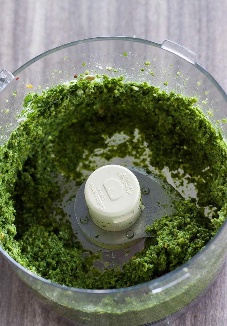 Pepita Pesto is a budget-friendly twist to classic Italian pesto