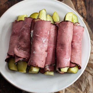 Jalapeno Pickle Roll-Ups