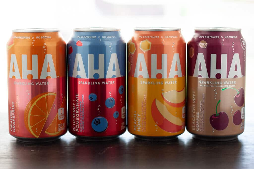 AHA Sparkling Water Review