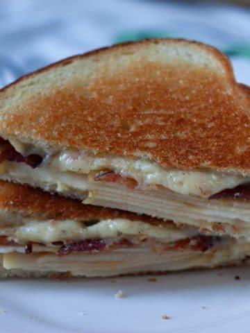 Bacon Apple Sandwich