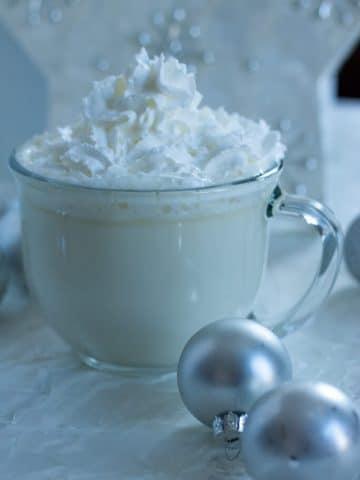 Dairy-Free White Hot Chocolate