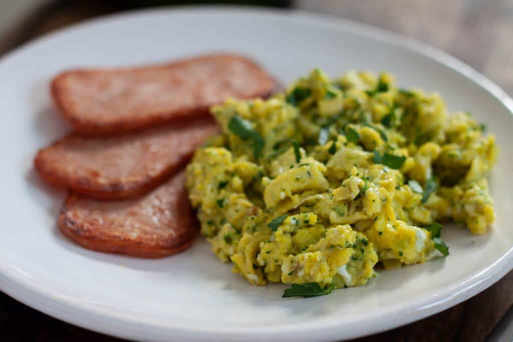 Green Eggs and Spam