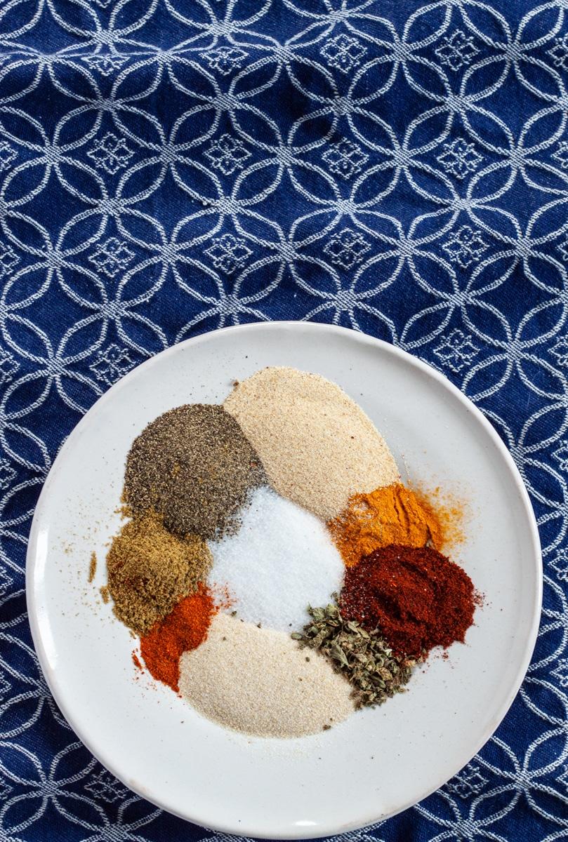 Spicy Adobo Seasoning