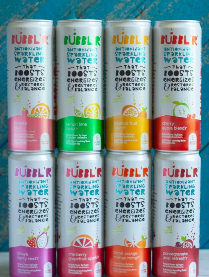 Bubbl'r sparkling water review