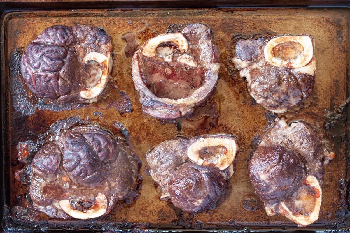 Roasted Beef Bones
